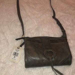 Lucky Brand Kely leather crossbody NWT